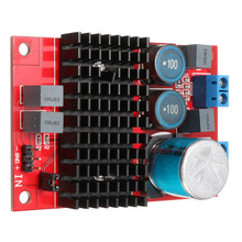 1PC New Arrival DC 12V-24V TPA3116 Mono Channel Digital Power Audio Amplifier Board BTL Out 100W(China)