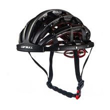 Buy Foldable Cycling Helmet Portable Ultralight Road Bike Helmet Unisex Bicycle Helmet Adult Mountain 55 62cm Bicycle Helmet for $27.60 in AliExpress store