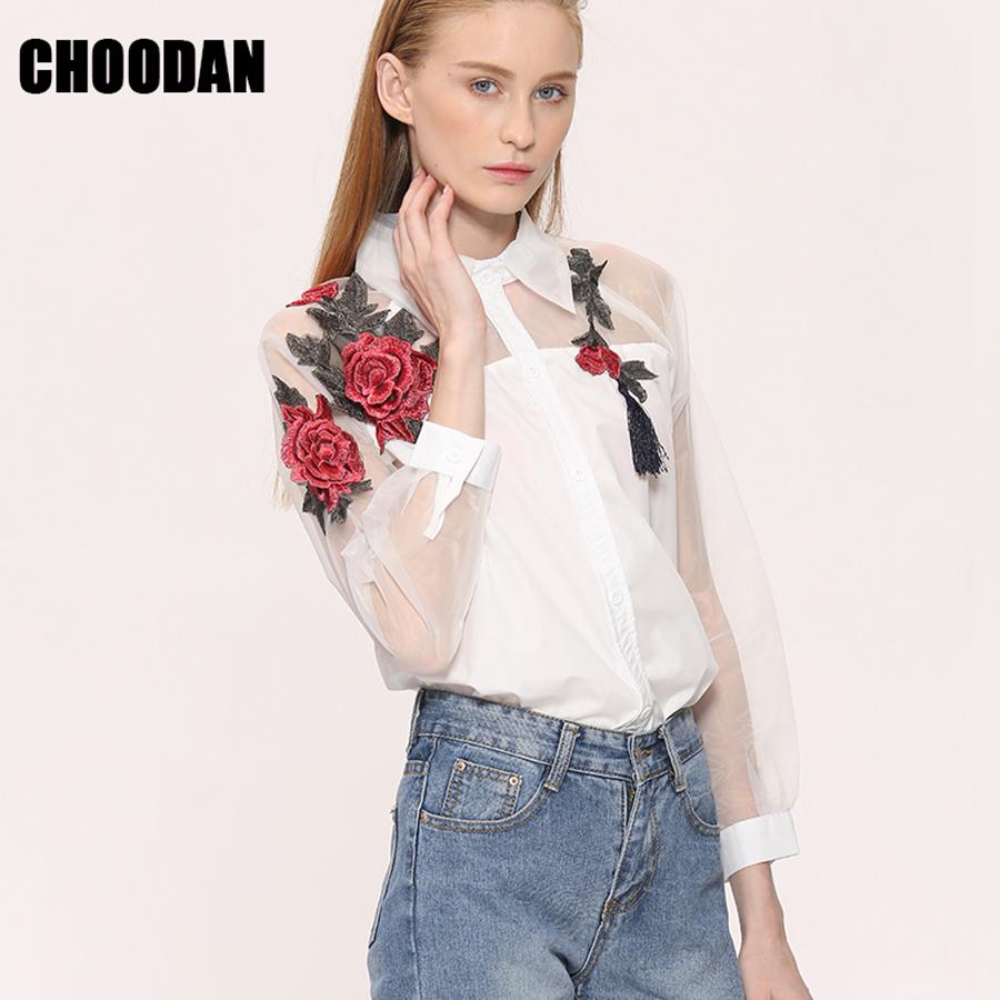 1389 embroidery blouse shirt women (2)