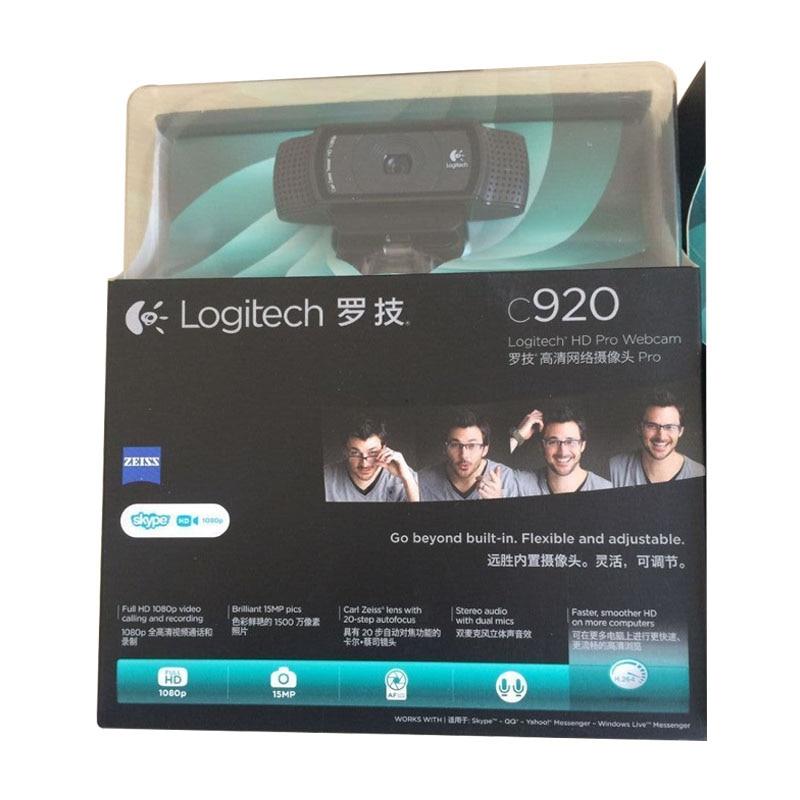 Logitech C920 Pro webcam 4