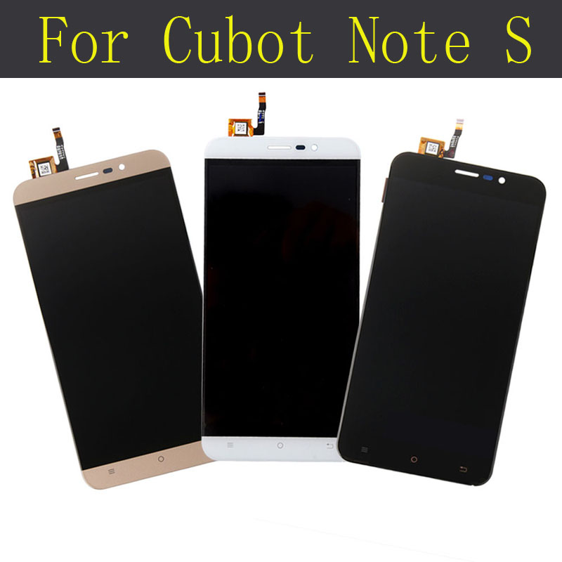 Cubot Note S Original LCD display and Touch Screen Assembly for Cubot Note S 1280X720 replacement cubot note S LCD<br>