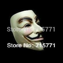 Latex Vendetta Guy Fawkes mask Halloween Collector masquerade party dance mask cos new party masks guy fawkes mask guy fawkes