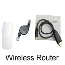 10pcs/lot Mini USB 7 in1 Pocket Router Client 150Mbps Wireless WiFi Network Roteador /Repeater/ Extender  Free Shipping