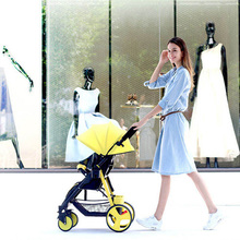 Free Shipping Foldable Travel Baby Stroller Lightweight Carriage Buggy Pushchair Pram Newborn Baby Trolley With Cheap Price