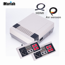 HDMI output Mini TV Game Console Retro Family Classic Handheld Game Players Built-in 500/600 Games Dual Gamepad Controls(China)