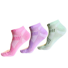 3 Pairs Woman Sock Quick-drying Deodorant Leisure Fashion Socks Men Sweat Quick Dry Socks Embroidery Hugh Comfortable Woman Sock(China)