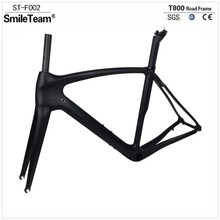 OEM Full Carbon Road Frames, Promotion Sales New Model Road Frameset Cyclecross Disc Bike Frames,Racing Bicycle Carbon Frameset(China)