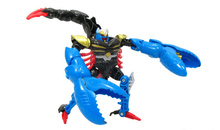 Beast man beast wars machine insect variant toy the predacons scorpion wasp ants