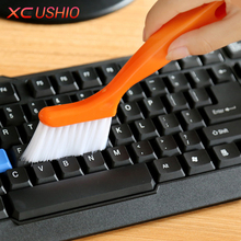Multifunctional Folding Cleaning Brush Kitchen Bathroom Gap Corner Brush Household Window Groove Keyboard Cleaning Tools(China)