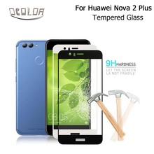 For Huawei Nova 2 Plus Tempered Glass Screen Protector Protective Steel Film Replacement For Huawei Nova 2 Plus Phone Accessory