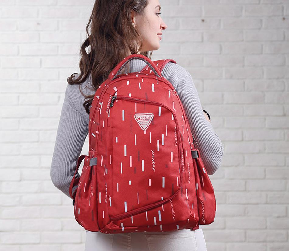 SUNVENO حقيبة مستلزمات الطفل 12