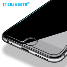 MOUSEMI Tempered Glass For iPhone 6 6s 0.3mm Anti-Knock Explosion Proof 4.7 5.5 Inch Film Screen Protector Glass For i6 i6s plus