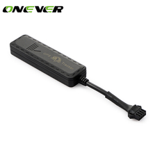 Onever G900 GPS Tracker Mini Car Vehicle Tracker Locator Real Time Car Kit Tracking Device support SIM2G GPS/GPRS/GSM Tracker(China)