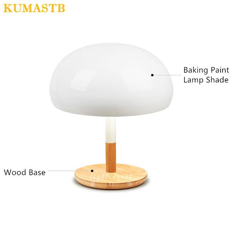 Mushroom Table Lamp 5