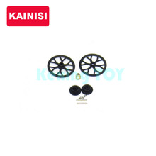 Free shipping Wholesale Dh9053-08 Top/bottom main gear Spare Parts For Double Horse 9053 RC Helicopter DH9053(China)