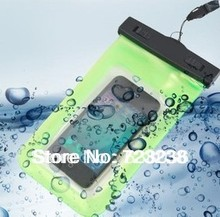 Waterproof PVC Bag Underwater Pouch for Philips w8510 W6500 mobile phone Watch Digital Camera ect case Free shipping New item