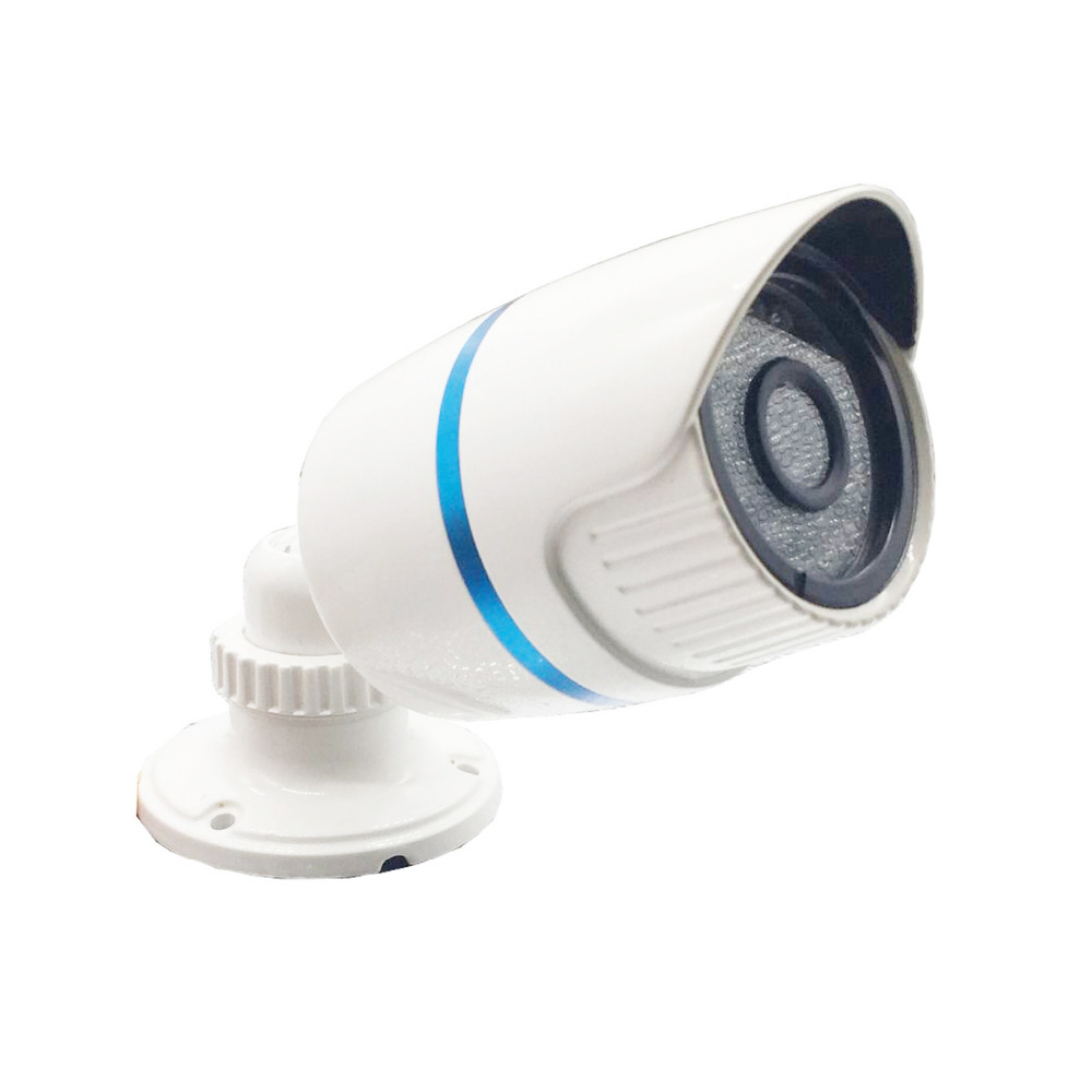 Network Wired Indoor Home CCTV Cameras Waterproof 8mm H.264 Outdoor Bullet Camera IP PAL NTSC Infrared Security Surveillance<br>