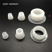 COSY MOMENT 3pc/set Sealant for water pipe Shisha Hookah Grommet Silicone Seals Ring Shisha Subber Spacer  YJ261