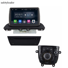 "Rockchip PX5 1024*600 Octa Core 9"" Android 6.0 Car Radio DVD GPS Mazda 3 Axela 2014 4GB RAM Bluetooth 4G WIFI 32GB ROM"