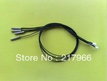 2PCS 5k 10k 20K 50K 100K +-1% NTC Temperature Sensor Probe Thermometer Waterproof MF58  B 3470 B3950  with 1m length cable