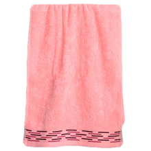 100% Cotton Bath Towel Golden Embroidered Quick-Dry Toallas 70x140cm Towels for Home Hotel Bathroom Soft Beach Towels MS090