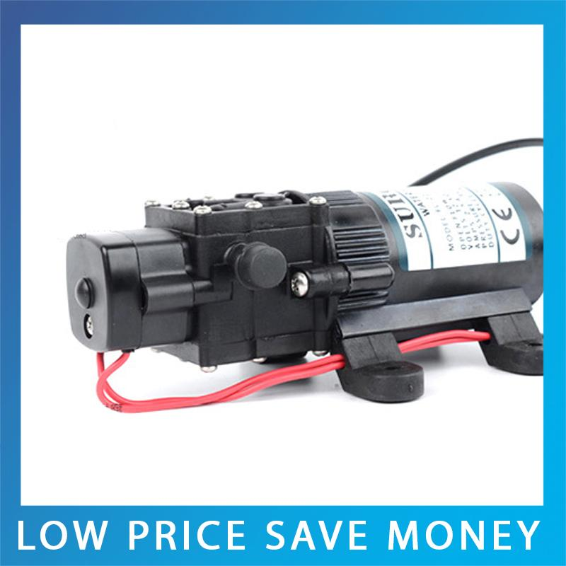 12V Mini Electric Diaphragm Pump 2L/2.6L/3.8L DC Centrifugal Water Pump <br><br>Aliexpress