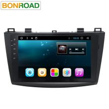 "9"" Pure Android 6.0 Rom2G Rom32G GPS Nav For Mazda 3 2009-2014 With video Wifi Bluetooth Car Player Navigation Radio(No DVD)"