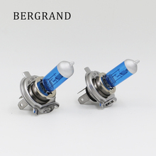 Buy Scooter Headlight HS1 Lamp 35/35W 4300K Halogen Light Xenon 12V Hard Glass PX43t Replacement bulb External Light 2PCS for $7.16 in AliExpress store