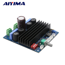 Buy Aiyima TDA7498E 160W*2 High Output Power Digital Amplifier Board Dual Channels Audio Stereo Amplifiers for $22.45 in AliExpress store