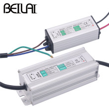 BEILAI AC 85-265V To DC 3 -10V / DC 30 - 36V LED Driver IP67 Waterproof Lighting Transformers Power Supply 10W 20W 30W 50W 100W(China)