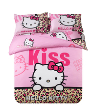 KT bedding set /duvet cover /bed sheet /comforter set(China)