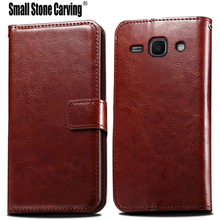 For Samsung Galaxy Ace 3 Case Flip Leather Phone Cases For Samsung Galaxy Ace 3 S7270 S7275 S7272 Anti-knock Phone Shell Funda(China)