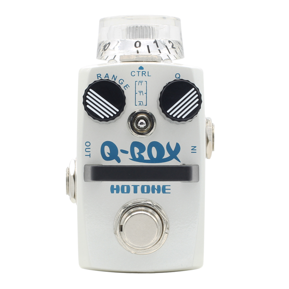 Hotone Q-Box Digital Envelope Filter Electric Guitar Effect Pedal<br><br>Aliexpress