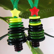 50PCS/LOT.Button tree craft kits,Model building kits.Early educational DIY.Children crafts.Kindergarten crafts.(China)