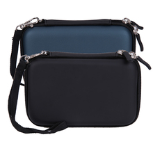 Shockproo Hard EVA PU Carrying Case Bag for 2.5 inch Portable HDD External HDD Carrying Case Lightweight 3 Colors for Hard Disk