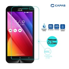 High Quality Tempered Glass for Asus Zenfone 2 Laser ZE500KL 5.0'' Screen Protector Explosion-Proof Film + Valid Tracking Number(China)