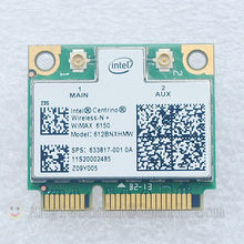 For Intel Centrino Advanced-N 612BNXHMW +WiMAX 6150 300Mbps Wireless Mini PCI-e WLAN Wifi Card SPS 633817-001 for hp IBM/Lenovo(China)