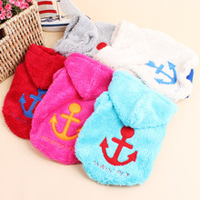 Clothes for Dogs Cute Rabbit Dog Costumes Winter dog Clothes Puppy New Fleece Coat for Pets Hat Hoodie Chihuahua Pet Supply #30