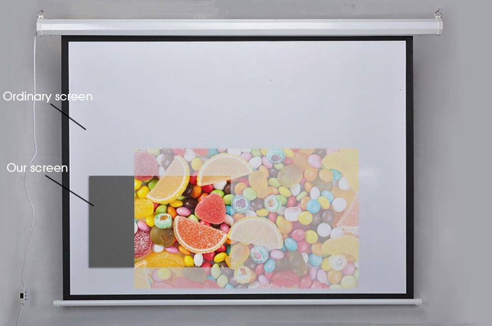BYINTEK projector screen (5)