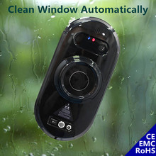 Seamoy Auto clean Anti-falling Smart Window Glass Cleaner Control Robot Vacuum Cleaner Free Shipping(China)