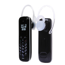 Original GT star BM50 bluetooth mini mobile phone Bluetooth Dialer Universal mini headphone cell phone 0.66inch with GSM Network