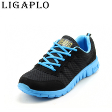 shoes Men Casual Shoes mens loafers Flats Walking Shoes air mesh Men Breathable canvas Zapatillas for mans cool walk shoes(China)