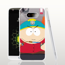 19068 Cartman South Park cell phone protective case cover for LG G5 G4 G3 K10 K7 Spirit magna