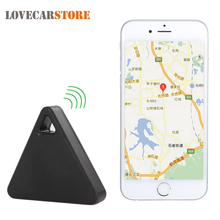 iTag Smart Finder Mini Wireless Bluetooth Tracker Anti-lost Alarm GPS Locator for Car Children Pet Bag Wallet Key Finder