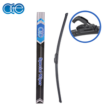 Oge 15''-28'' U-type Wiper Blades High-Quality Rubber Universal U Hook Windscreen Car Auto Accessories
