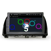 Super 10.1 inch Andriod 5.1.1 Car GPS for Mazda 6 Atenza 2013 2014 with Mirror Link GPS WIFI auto radio No DVD