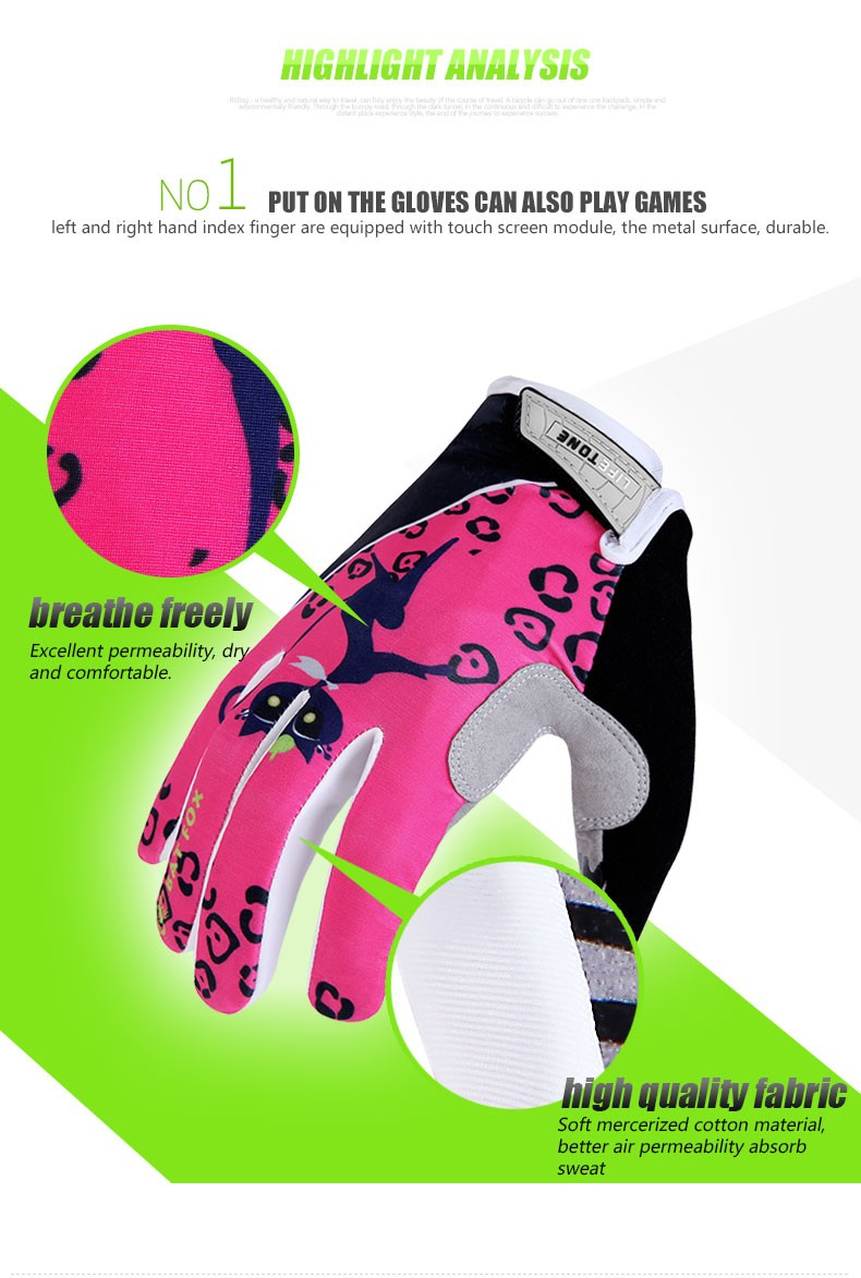 woman Cycling gloves_003
