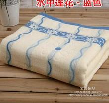 Special cotton towelling coverlet cotton single double thickening great summer air conditioning is blanket that baby blankets fo