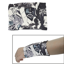 Stylish Elastic Cell Mobile Phone Carry Bag Sport Running Climbing Wrist Band Big Size