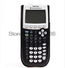 2016 New Texas Instruments Ti-84 Plus Graphing Calculator Top Fashion Plastic Battery Calculatrice Led Calculator Free Shipping(China)